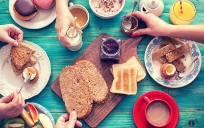 breakfast in Newcastle