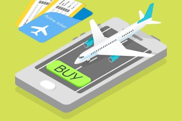 Booking a flight through phone booking