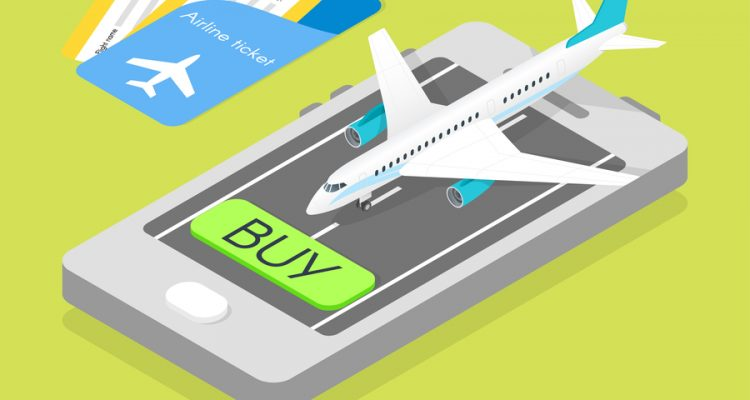 Booking a flight through phone booking