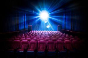 Top movie theaters in the world